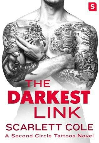 darkest link  circle tattoos   scarlett cole