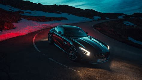 Mercedes Amg Gt 4k Wallpapers by Mercedes Amg Gt C 4k Wallpaper Hd Car Wallpapers Id 10380
