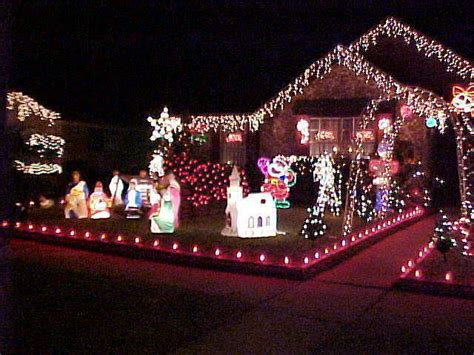 bright christmas lights bright colors photo 17363831