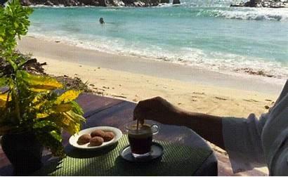 Beach Coffee Water Ocean Down Constance Hotels