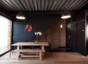 Salle A Manger Noir : sof architectes sof architectes ~ Premium-room.com Idées de Décoration