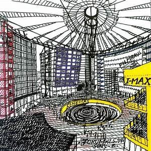 Sony Center In Berlin  Germany By Murphy  Jahn Architects
