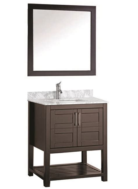 24 inch vanity with sink arway 24 inch single sink espresso bathroom vanity set
