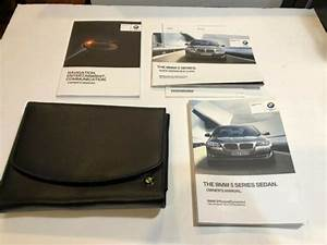 2013 Bmw 5 Series Owners Manual  U0026 Portfolio User Guide 528