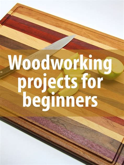 Woodworking Project Ideas For Beginners