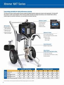 Graco 349325en A Airless Spray Equipment Users Manual Brochure