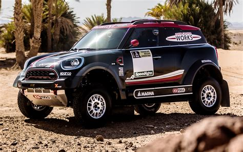 Mini John Cooper Works Rally (2017) Wallpapers And Hd