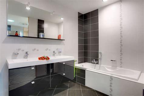 decors salle de bain salle de bain sol gris salle de bain