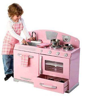 kidkraft pink retro stove great find   kiddos  gw