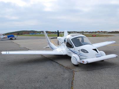 road worthy plane or sky worthy car