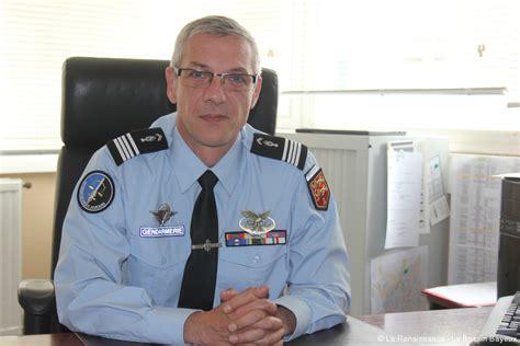 jean louis chef jean louis mattei dirige la compagnie de gendarmerie de