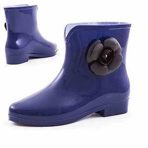 6e93212c9cfbb1 neu damen gummi stiefel stiefeletten garten regen schuhe gr 36 37 38 39 40  41 ebay