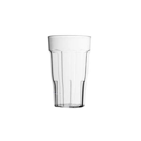 Bicchieri Polipropilene by Bicchiere Polipropilene Mix Trasparente Cl 35 30724 Rgmania