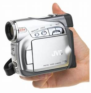 New Jvc Gr 25x Optical Zoom Gr