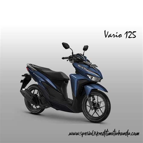 Honda Vario 150 Backgrounds by All Varian New Honda Vario 125 2019 Spesialis Kredit