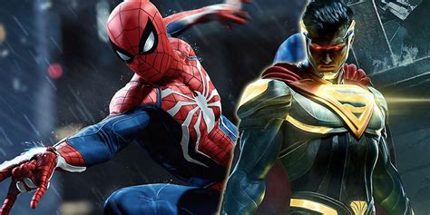 The Best Superhero Games on PS4 (And Where to Buy Them)   CBR