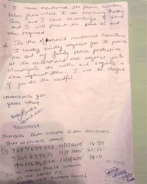 dolly bindra files police complaint  radhe maa