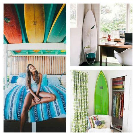 chambre surf idée déco chambre ado autour du surf et de la mer