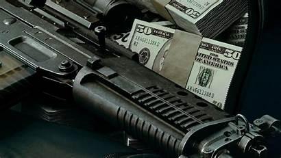 Guns Money Wallpapers 3d Weapon Wallpapersafari Arms
