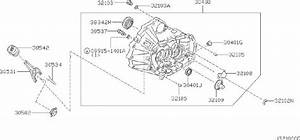 Nissan Stanza Pocket Oil  Clutch Housing  Transmission