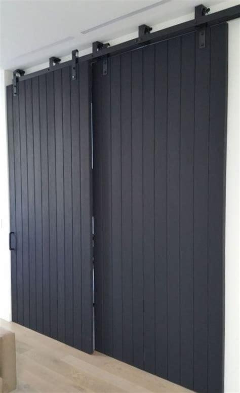 large sliding barn doors large interior barn doors awesome thaduder com