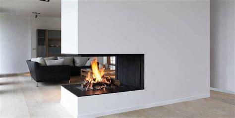 open corner fireplace contemporary heat fireplace design trends art fire paris when fire becomes a work of art