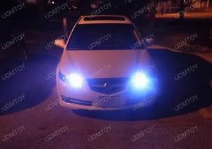 Installation  2007 2008 Acura Tl 9005 Led Daytime Running Lights