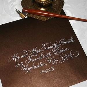 61 best beautiful handwriting images on pinterest With copperplate calligraphy wedding invitations