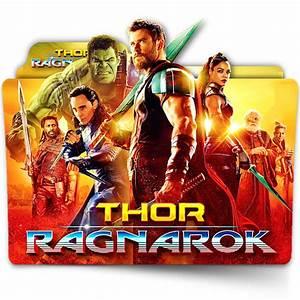 Thor Ragnarok movie folder icon by zenoasis on DeviantArt