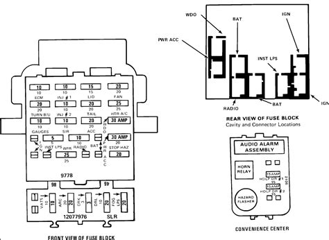 1988 Nissan 300zx Fuse Diagram by 1988 Nissan 300zx Fuse Box Wiring Library