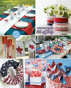 last minute 4th of july decorations and craft ideas With fourth of july wedding ideas