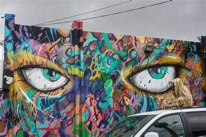 Wynwood walls Miami Florida USA Guardians of Time by ...