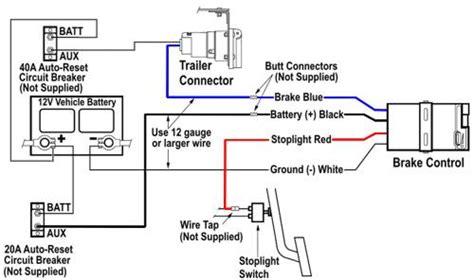 Dodge Dakota Electric Brake Installation Blue Plug