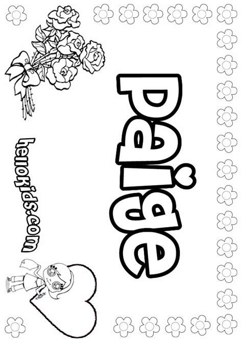 Coloring Names by Printable Name Coloring Pages Coloring Home