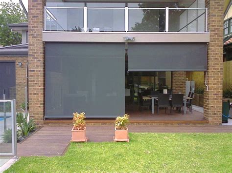 caf 233 blinds outdoor blinds in melbourne vic yarra shade