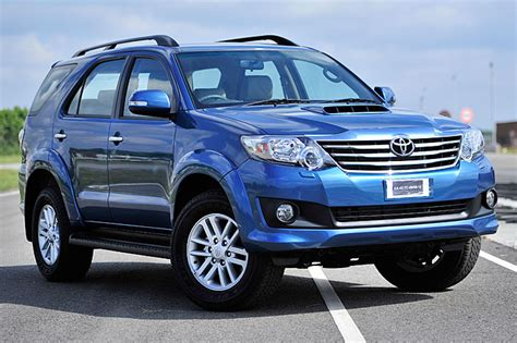 New Fortuner Auto review, test drive - Autocar India