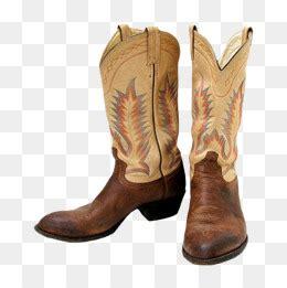 cowboy boots png vectors psd  clipart