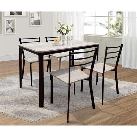 chaises de cuisine et de salle à manger cuisine table de cuisine et salle 224 manger 4 chaises leeds