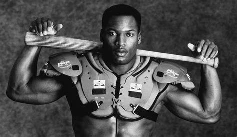 bo jackson greatest athlete  football junkie