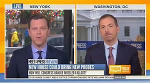 ABC, NBC Hype President Trump's 'Inevitable' Impeachment By Dems
