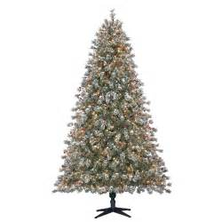better homes and gardens pre lit 7 5 hanover artificial christmas tree clear lights walmart com