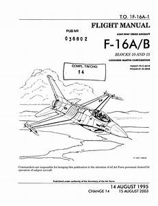 Usaf Flight Manual F16