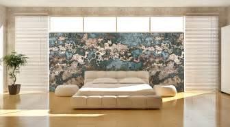 tapeten wandgestaltung wandgestaltung wohnzimmer braun beige airemoderne