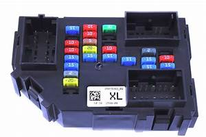 2007 Chevy 2500hd Fuse Box