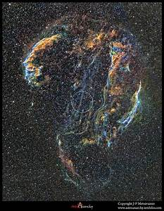 Astro Anarchy: A Zoom in animation about the Veil nebula