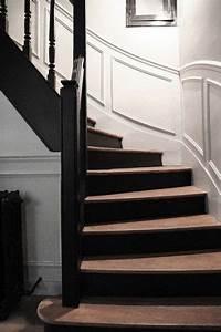 12 deco escalier qui donnent des idees escaliers en bois With repeindre un escalier en blanc 4 les garde corps en inox