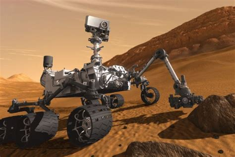 Countdown On For Nasa's Mars Landing