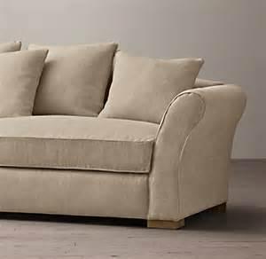 camelback upholstered sofa