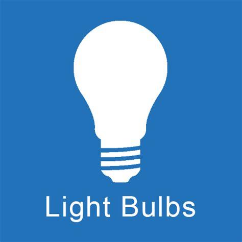 light bulbs led hid fluorescent cfls electronics