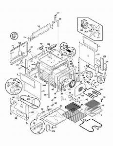 Kenmore Model 790 Electric Range Parts Manual